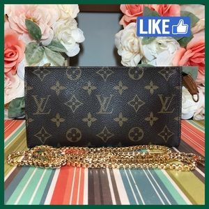 Louis Vuitton Authentic Small Pouch
